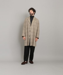 <Steven Alan> C/W CHECK CHESTER COAT/大衣