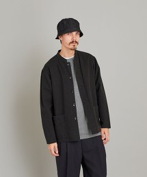 <Steven Alan> ORGANIC O/D STAND COVERALL/休閒外套