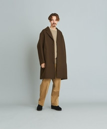 <Steven Alan> 100S MELTON CHESTER COAT/大衣