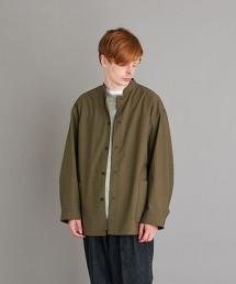 <Steven Alan> PIN/HD STAND COLLAR SHIRTALL/襯衫