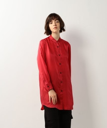 <Steven Alan>CUPRA BAND COLLAR SHIRT/襯衫