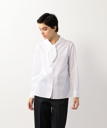 <Steven Alan>COTTON SCARF SHIRT/襯衫