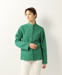 <Steven Alan>COTTON PIQUE CHINA SHIRT/襯衫