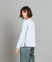 <Steven Alan>TERRY BOAT NECK PULLOVER/套頭T恤 日本製