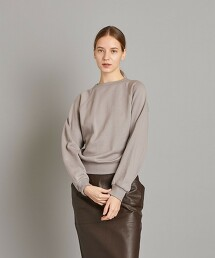 <Steven Alan>COTTON SWEATSHIRT/衛衣 日本製