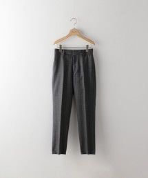 <Steven Alan>PINSTRIPE  SAXONY TAPERED PANTS/錐形褲