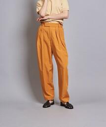 <Steven Alan>FRONT TUCK PANTS/褲子 日本製