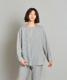 <Steven Alan>CREW NECK BLOUSE/罩衫 日本製