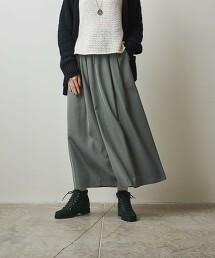 <Steven Alan>GATHER LONG SKIRT/裙子 日本製