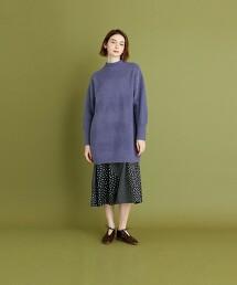 <Steven Alan>∴HAMILTON LAMBS WOOL KNIT DRESS/洋裝