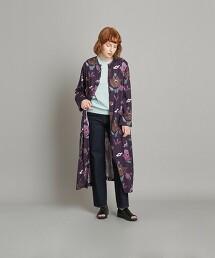<Steven Alan>∴LIBERTY PRINT BIG FLOWER DRESS/洋裝