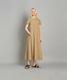 <Steven Alan>COTTON TYPEWRITER HALF SLEEVE  DRESS/洋裝 日本製