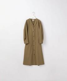 <Steven Alan>COTTON TYPEWRITER DRESS/洋裝 日本製