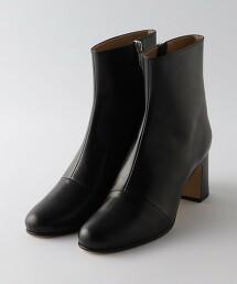 <Steven Alan>LEATHER SHORT BOOTS/牛皮短靴 ∴ 日本製