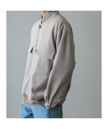 <monkey time> GUNCLUB CHECK CPO SHIRT/襯衫式夾克