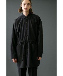<monkey time> PE/TRO LONG SHIRT/長版襯衫