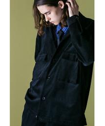 <monkey time> 8W CORD CPO SHIRT/燈芯絨襯衫 ◆