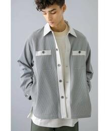 <monkey time> CLASSIC CHECK SHIRT JAKET/襯衫式外套