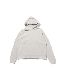 <monkey time> BIAS WAFFLE PULL OVER HOODIE/連帽T恤