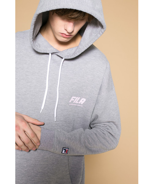 <FILA × monkey time> SWEAT HOODIE/連帽T恤