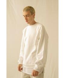 <monkey time> TRY/FLC ROLL NECK KNIT CN/針織衫