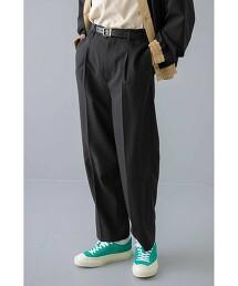 <monkey time> renu TRO WIDE 1P PANTS/寬褲 :