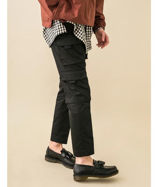 <monkey time> TC TWILL CARGO PANTS/工作褲