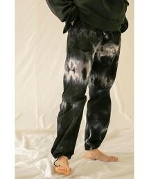 <monkey time> TYEDYE CORD TRACK PANTS/運動褲