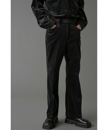<monkey time> 8W SOFT CORD TROUSER/燈芯絨西裝褲