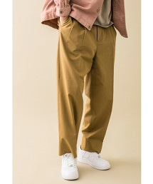 <monkey time> CHINO WIDE 2P PANTS/寬版卡其褲