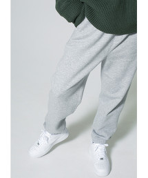 <monkey time> SWEAT PANTS stitch/棉褲