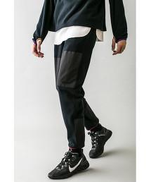 <monkey time> FLEECE CLMBNG PANTS/登山褲