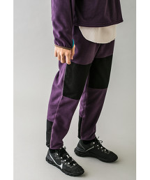 <monkey time> FLEECE CLMBNG PANTS/登山褲