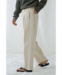 <monkey time> C/L CHINO SIDE LACE PANTS/長褲
