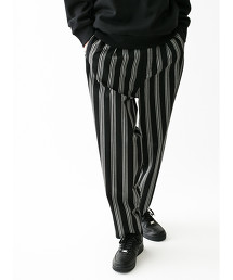 <monkey time> TW RANDOM STRIPE WIDE 1P PANTS/寬褲