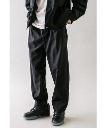 <monkey time> TW TWILL WIDE 1P PANTS/寬褲