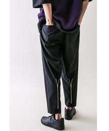 <monkey time> TW TWILL BONDAGE PANTS/綁帶褲