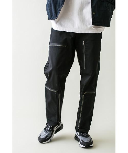 <monkey time> TWILL FLIGHT PANTS/飛行褲