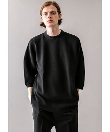 <monkey time> BIAS WAFFLE 6SL T/T恤
