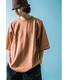 TW CHAMPIONxMT RW T19S-C 5分袖T恤
