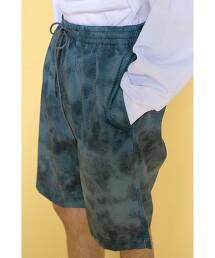 <monkey time> TYE DYE PRINT SHORT/短褲