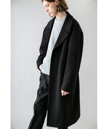 <monkey time> TW RING YARN OVER COAT/ 寬版大衣