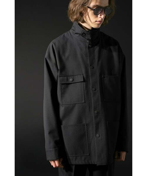 <monkey time> TW TWILL COVERALL/休閒外套