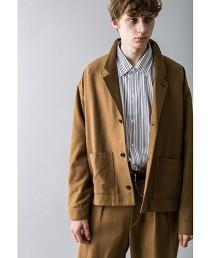 <monkey time> TW/SRG TWILL CPO SHIRT/襯衫式西裝外套