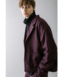 <monkey time> TW/SRG TWILL CPO SHIRT/襯衫式西裝外套 OUTLET商品