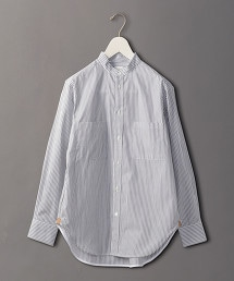 <6(ROKU)>STRIPE SHIRT/襯衫