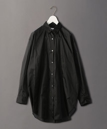 <6(ROKU)>NYLON BIG SUKE SHIRT/襯衫