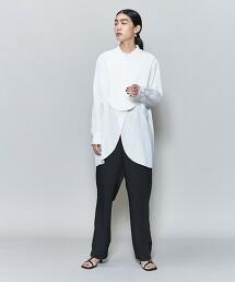<6(ROKU)>DRESS SHIRT/襯衫 日本製