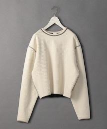 <6(ROKU)>SLUB PULLOVER/套頭上衣 OUTLET商品