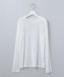 <6(ROKU)>NYLON TULLE PULLOVER/上衣 日本製